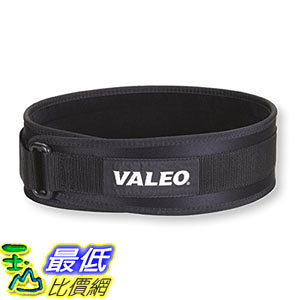 Valeo 4-Inch VLP Performance Low Profile Belt With Waterproof Foam Core And Low Profile Torque