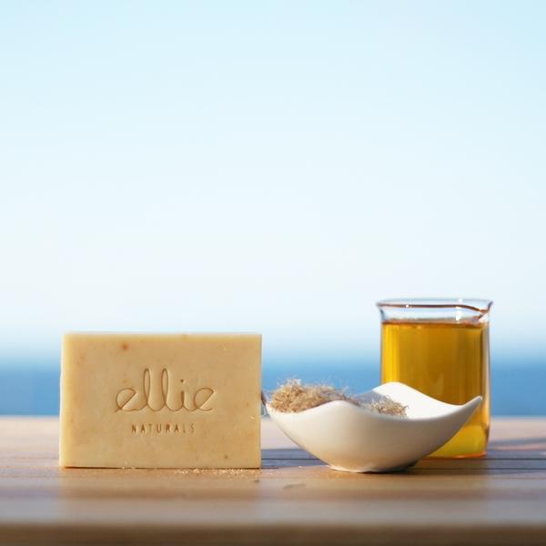 【ellie NATURALS】沖繩進口手工皂-薑黃蜂蜜皂(薑黃蜂蜜皂)