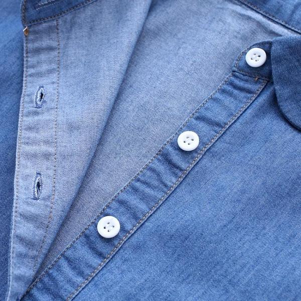 假領子 新款秋冬毛衣裝飾領假領子女士牛仔純色百搭假領襯衫襯衣領 韓國時尚週 免運