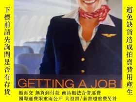 二手書博民逛書店英文原版罕見Job Basics Getting the Job
