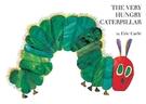 2021 美國暢銷書排行榜 The Very Hungry Caterpillar Board book – March 23, 1994
