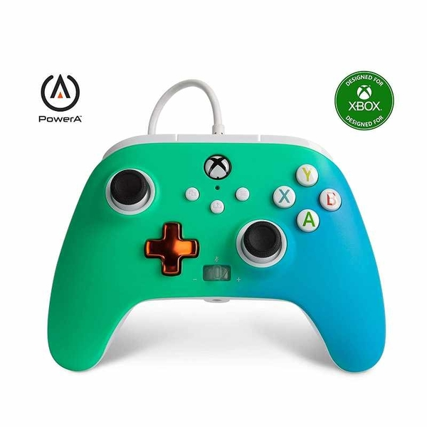 PowerA 遊戲手把 適用於Xbox/Xbox One/Xbox Series X|S 黑/藍/粉/紅/變色 [2美國直購]