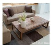 簡約現代茶几實木客廳個性創意茶几時尚小桌子小戶型茶桌日式  YDL