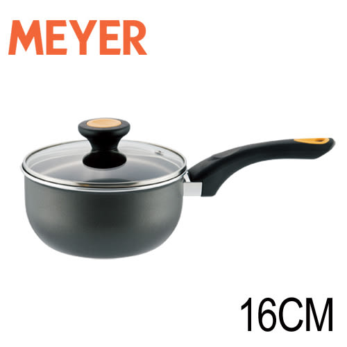 MEYER NEW SKYLINE單柄湯鍋-16cm(附蓋)