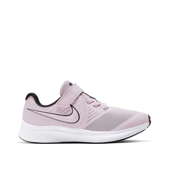 NIKE系列-女款粉Star Runner 2 PSV運動童鞋-NO.AT1801501