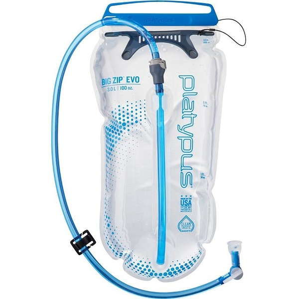 『VENUM旗艦店』Platypus 鴨嘴獸 水袋/運動水袋 Big Zip EVO 大開口吸管水袋 3L 10857