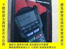 二手書博民逛書店Cellular罕見and PCS PCN telephones