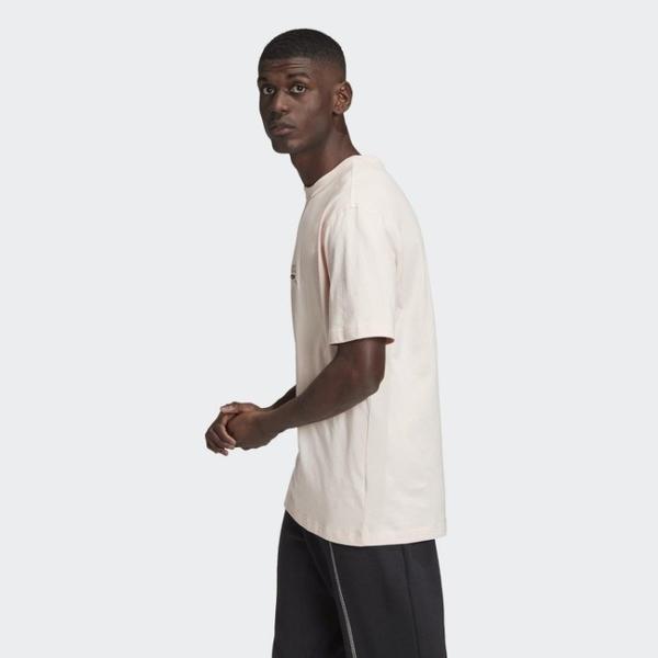 J-adidas ORIGINALS R.Y.V. 膚粉色 短袖 短T 休閒 運動 男款 裸膚色 透氣 舒適 GD9285
