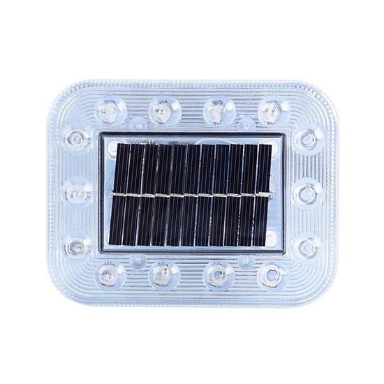 警示燈 太陽能燈 防撞燈 光感應燈 LED燈 防水燈 2入 汽車防追撞警示燈【P514】MYCOLOR