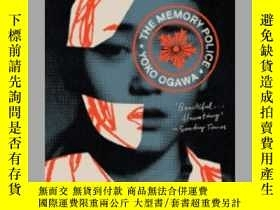 二手書博民逛書店小川洋子:秘密結晶罕見英文原版 The Memory Police 2020布克國際文學獎Y335736 Yo