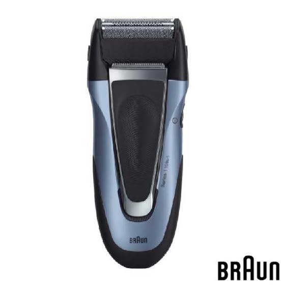 【德國百靈BRAUN】精準系列三刀頭水洗電鬍刀199s
