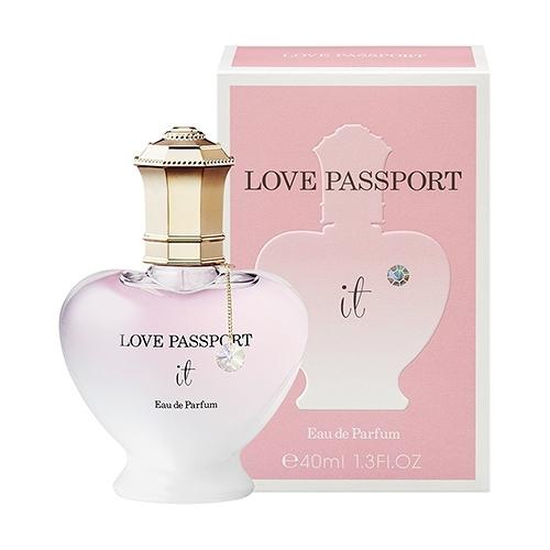 【Love Passport】IT 就是愛情 淡香精 40ml