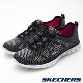 SKECHERS (女) 運動系列 GLIDER - 22880BKW