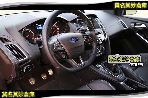 莫名其妙倉庫【CP046 Mk3.5 ST方向盤】原廠 歐洲進口 方向盤 平把 ST Focus MK3.5