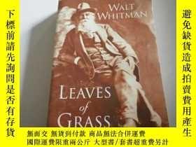 二手書博民逛書店LEAVES罕見of GRASS(英文)Y200392 WALT