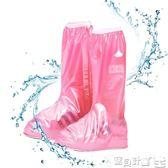 兒童雨鞋 兒童雨鞋套防滑加厚男童女童學生雨天防水防雨鞋套寶寶小孩水鞋套 寶貝計畫