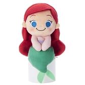 T-ARTS 坐坐人偶 迪士尼公主 小美人魚 艾瑞兒