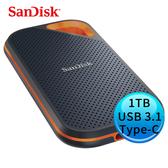 SanDisk Extreme Pro E80 1TB Type-C SSD 外接固態硬碟 SDSSDE80-1T00-G25