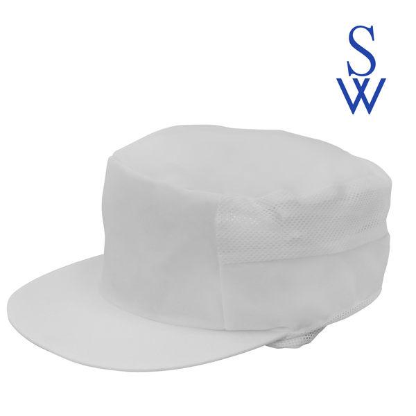 【WS 緯成】食品網帽 / 可搭配 Chef Coat 廚師服