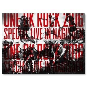 LIVE Blu-ray「ONE OK ROCK 2016 SPECIAL LIVE IN NAGISAEN」