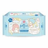 嬌生嬰兒純水柔溼巾加厚型70片【康是美】