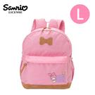 【日本正版】美樂蒂 兒童背包 L號 後背包 背包 書包 My Melody 三麗鷗 Sanrio - 792001