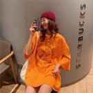 夏季超火cec大碼短袖t恤女2020新款寬鬆印花字母上衣服女裝 潮流衣舍