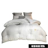 被子冬被春秋被芯四季通用全棉加厚保暖單人學生宿舍棉被太空調被 -完美