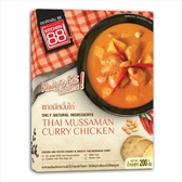 Kitchen 88泰式瑪斯曼咖哩雞即食包 Thai Massaman Curry with Chicken 200g