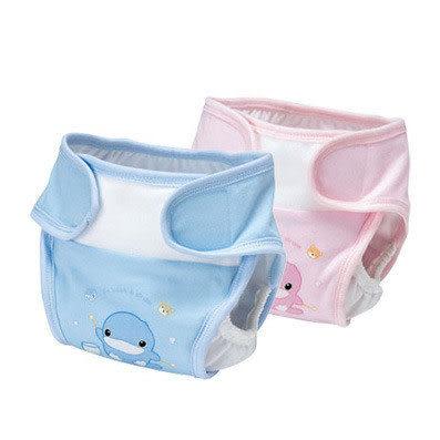【奇買親子購物網】酷咕鴨KU.KU. 環保尿布褲(藍色/粉色)