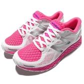 【四折特賣】New Balance 慢跑鞋 Zante v2 Breathe 白 粉紅 女鞋 運動鞋 避震跑鞋 【ACS】 WZANTHP2D