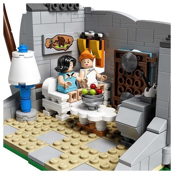 【LEGO樂高】Ideas 系列《摩登原始人》 The Flintstones #21316