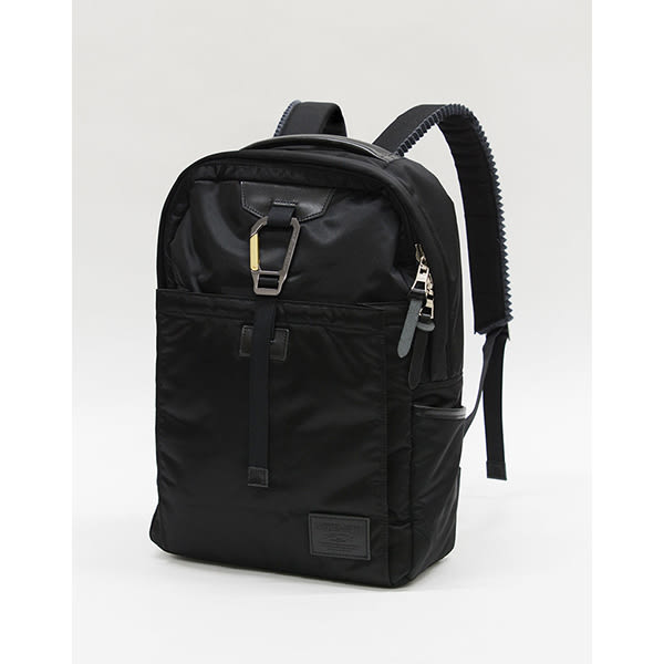 MSPC(master-piece) LINK-BD NO.02340BD-BLACK[高質感經典後背包-黑色]