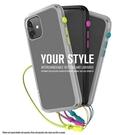 CATALYST 靜音旋鈕+音量按鍵替換組+吊繩 (適用 iPhone12 系列 防摔防滑保護殼)