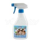 永豐 超電水500ml噴霧罐裝 /電解鹼性洗淨水 乾洗手 除菌去污消臭清潔噴霧