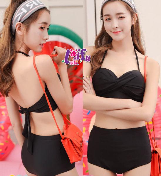 來福妹泳衣,C741泳衣美式橄欖球風三件式泳衣游泳衣泳裝比基尼正品,售價950元