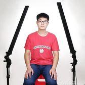 小型柔光led攝影燈箱攝影棚套裝產品拍攝拍照道具補光燈 全館免運 YXS