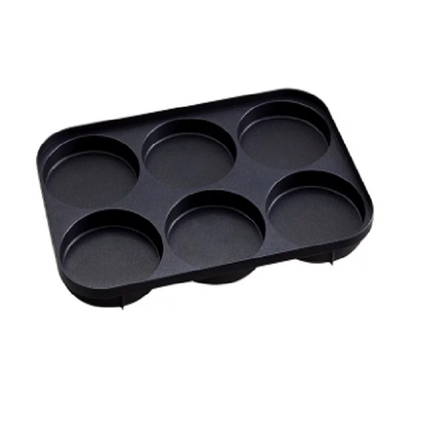 日本 BRUNO 六格式料理盤 電烤盤專用配件 BOE021-MULTI