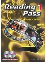 博民逛二手書《Reading Pass 1(第二版)(with audio CD
