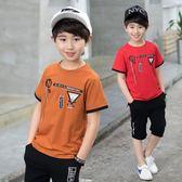 男童短袖韓版兒童兩件套 6色