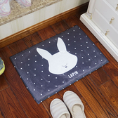 ♚MY COLOR♚動物卡通圖案地墊(短)  現代 臥室 客廳 廚房 腳墊 防滑墊 地毯 兒童 玄關 浴室 【P507】