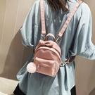 夏天上新小包包後背包可愛少女休閒韓版時尚小清新帆布迷你小背包 黛尼時尚精品