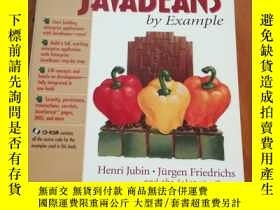 二手書博民逛書店Enterprise罕見Javabeans by Example