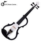 ★JYC Music★JYC SV-150S靜音提琴(白色)~雙輸出/三段EQ