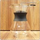 ☆樂樂購☆鐵馬星空☆雙層不鏽鋼濾網玻璃咖啡壺 手沖濾網式咖啡壺 美式咖啡*(Z03-086)