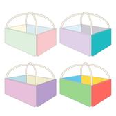 【新款】韓國 FOLDAWAY 遊戲城堡圍欄/球池/安全地墊~標準(S) (120x100cm) (四款可選)