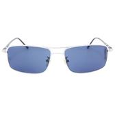 MONTBLANC 萬寶龍眼鏡 MB51S G19 (銀) 商務小框 太陽眼鏡 久必大眼鏡