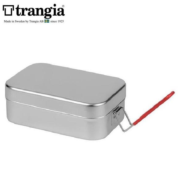 『VENUM旗艦店』Trangia 瑞典方形鋁製便當盒/煮飯神器 Mess Tin TR-310 小紅把手 500310