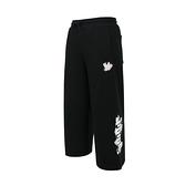 PUMA 女Floral長褲(亞規 休閒 寬褲 針織≡體院≡ 53204601