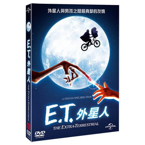 ET外星人 DVD(購潮8)